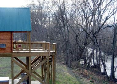 3 Cozy Log Cabins On The River Gander Island Cabins